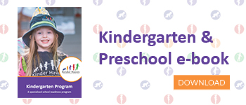 Kindergarten & Preschool e-Book Download