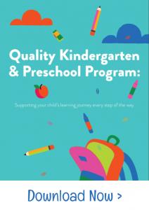 Kinder Haven Kindergarten & Preschool Kindy Book - November 2019